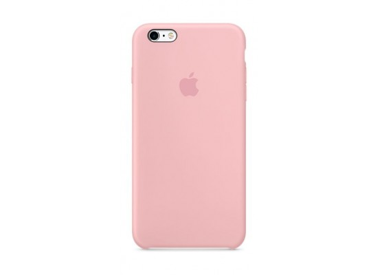 half off d1f85 fa1c6 Apple iPhone 6s Plus Silicone Case - (MLCY2ZM/A) Pink