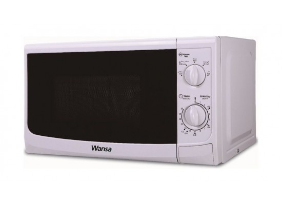 Wansa MM720CWW Microwave 20L - White