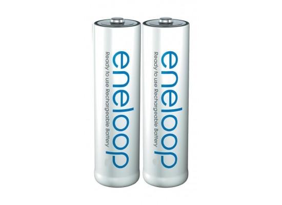 Panasonic Standard Rechargeable Eneloop AAA Batteries (BK-4MCCE/2BT)