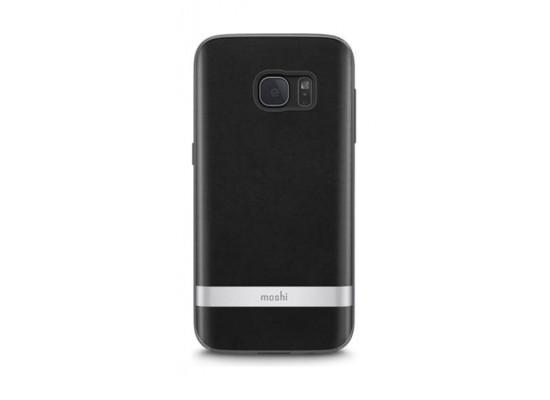 Moshi iGlaze Napa Case for Galaxy S7 (99MO058005) - Black