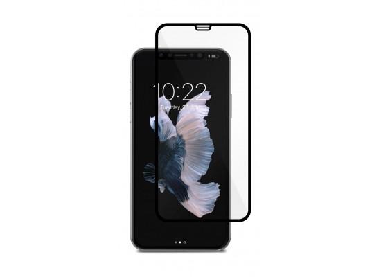 timeless design cb6f7 858da Moshi IonGlass iPhone X Screen Protector - Black