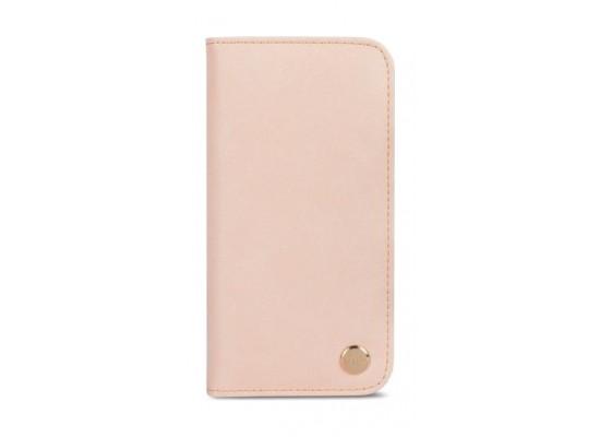 Moshi Overture iPhone X Folio Case (99MO101303) - Pink