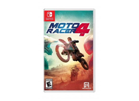 Moto Racer 4 - Nintendo Switch Game