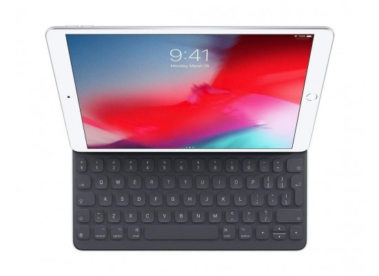 Apple Smart English Keyboard For iPad Pro/Air 10.2-inch (MPTL2LB/A) - Black