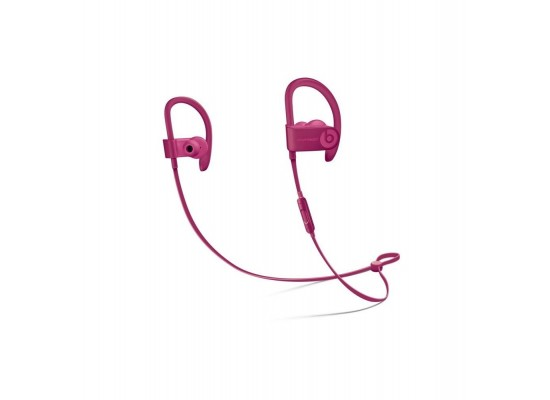 Beats by Dr. Dre PowerBeats3 Wireless Earphones - Brick Red