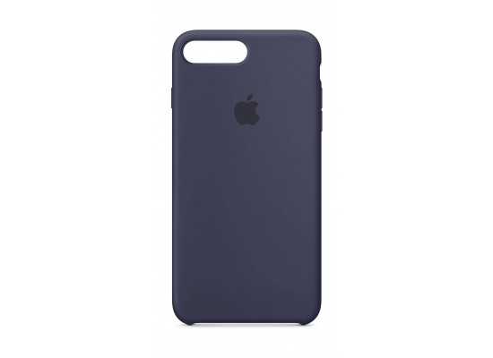 Apple Silicone Case For iPhone 7+/8+ (MQGY2ZM/A) - Midnight Blue