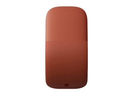 Microsoft Arc Wireless Mouse - Popy Red Price in Kuwait | Buy Online – Xcite