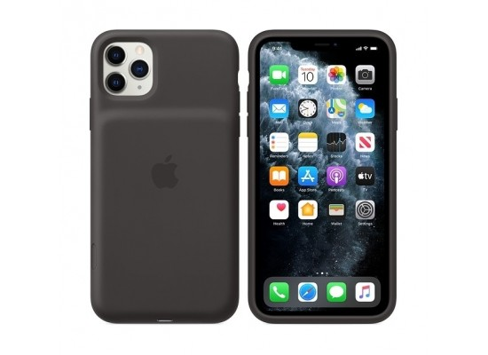 Apple iPhone 11 Pro Max Smart Battery Case - Black