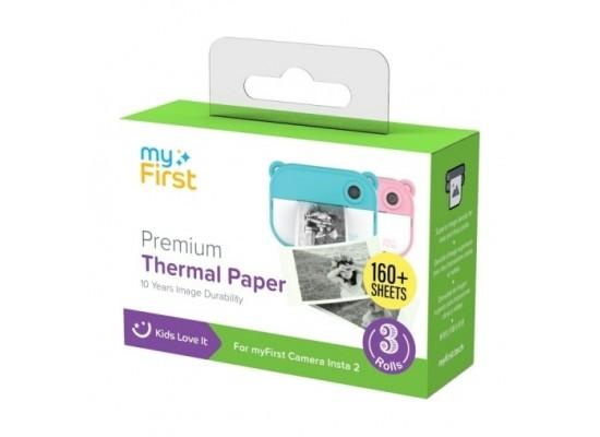 myFirst Camera Insta 2 Premium Thermal Paper
