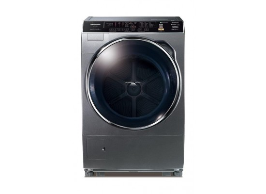 Panasonic 17/8 Kg 1400RPM Washer Dryer (NA-S178X1LAS) - Silver