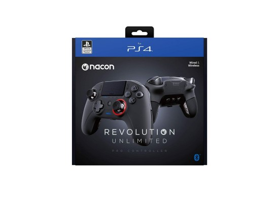 Bigben Nacon Revolution Unlimited Pro Controller - Black