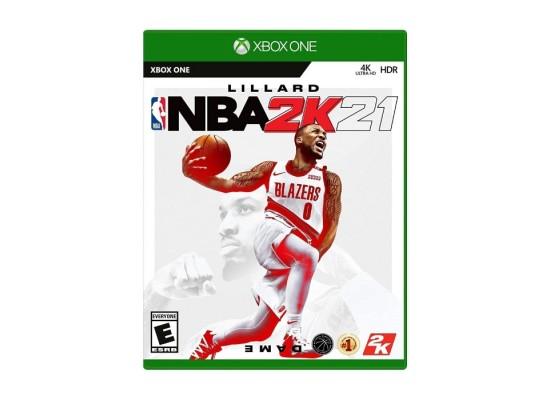 سعر لعبة NBA2K21 اكس بوكس ون في الكويت | شراء اون لاين - اكسايت