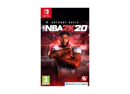 NBA 2K20 - Nintendo Switch Game