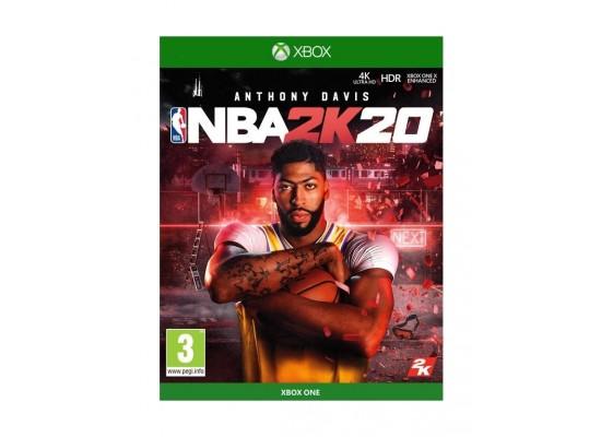 NBA 2K20 - Xbox One Game