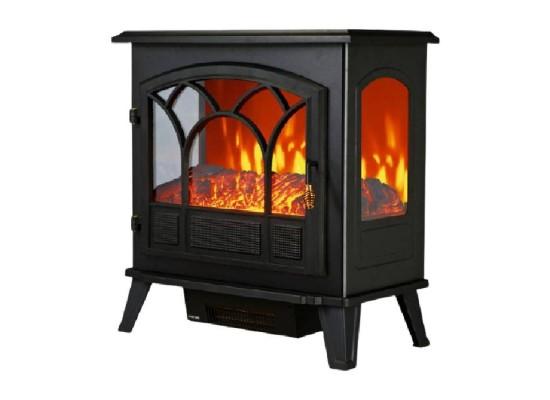 Wansa ND-182CLA Fireplace Electric Heater