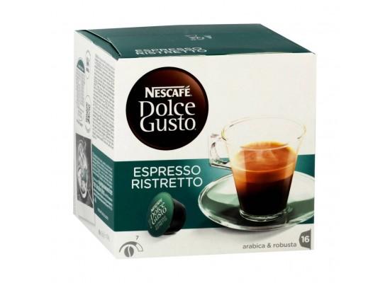 Dolce Gusto Nescafe Espresso Ristretto Pods