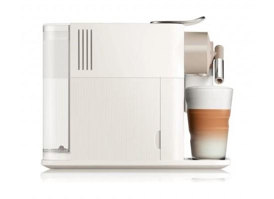 Nespresso Lattissima One 1400W Coffee Maker - Silky White