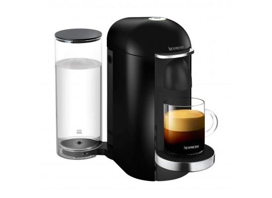 Nespresso VertuoPlus Deluxe Coffee and Espresso Machine - Black