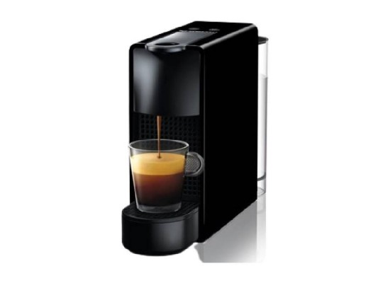 Nespresso Essenza Mini Coffee Machine - Black (C30-ME-BK-NE)