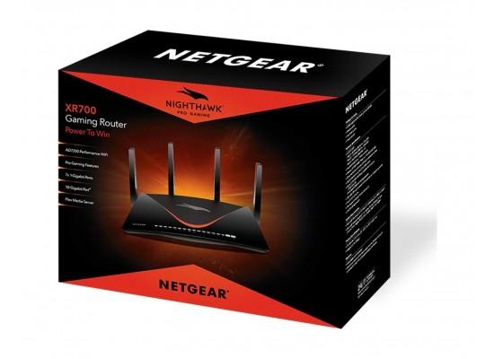 Netgear Nighthawk XR700 Pro Gaming WiFi Router - Black