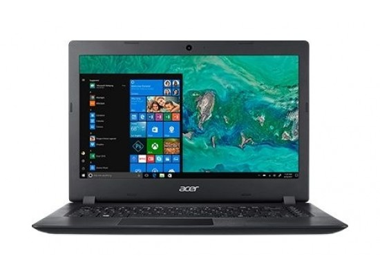 Acer Aspire 3 A315-51 Core i3 4GB RAM 1TB HDD Laptop 15.6 inch Laptop - Black