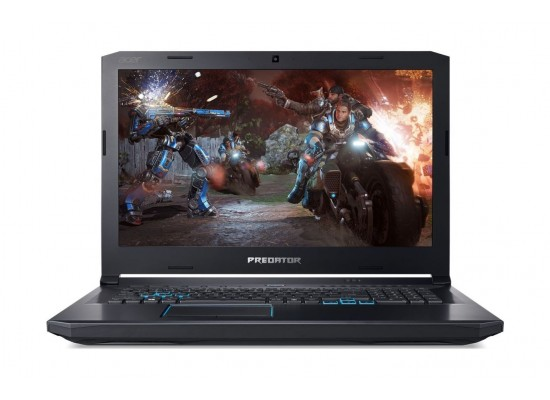 Acer Predator Helios 500 GeForce GTX 1070 8GB Core i7 32GB RAM 2TB HDD 17 inch Gaming Laptop