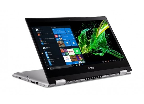 Acer Spin 3 Core i5 8GB RAM 1TB HDD 14 inch Touchscreen Convertible Laptop - Silver 2