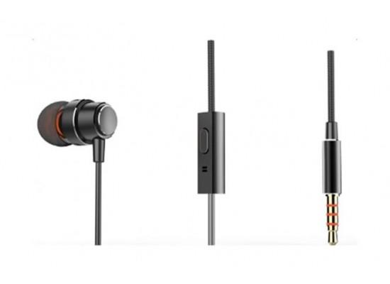 Anker SoundBuds Mono Wired Earphones - Black