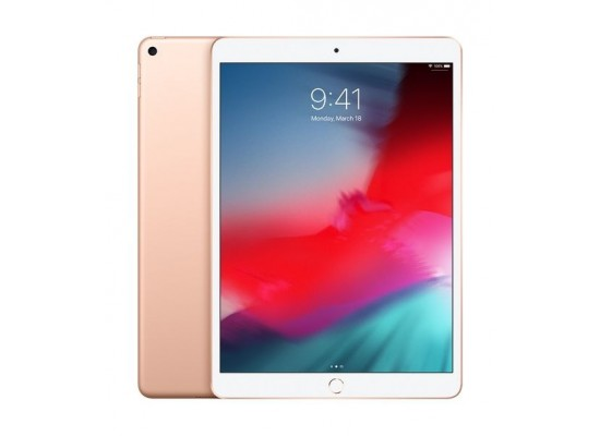 Apple iPad Air 2019 10.5-inch 256GB Wi-Fi Only Tablet - Gold 1