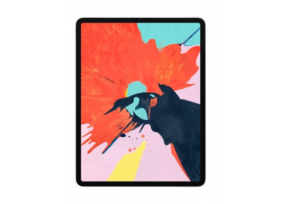 Apple iPad Pro 2018 11-inch 256GB 4G LTE Tablet - Silver 2