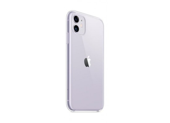 Apple iPhone 11 Clear Case 2