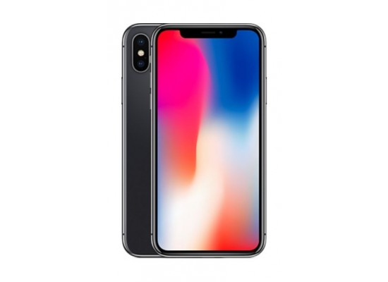 Apple iPhone X 64GB Phone - Space Grey