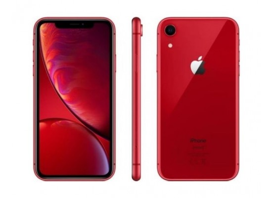 Apple iPhone XR 256GB Phone - Red 2