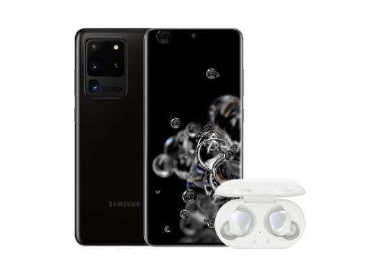 Pre Order: Samsung Galaxy S20 Ultra 128GB Phone (5G) - Black