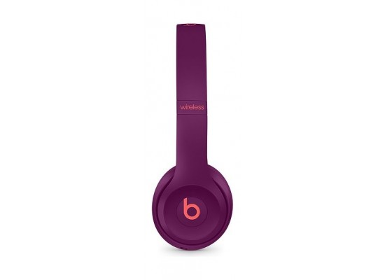 Beats Solo3 Wireless On-Ear Headphones Pop Collection – Pop Magenta 2