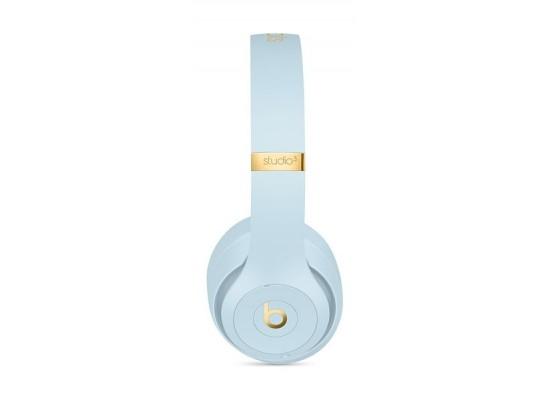 Beats Studio 3 Skyline Collection Wireless Headphone - Crystal Blue 4