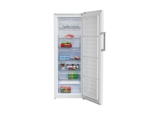 Beko 11 Cu.Ft. Upright Freezer - RFNE320L24W