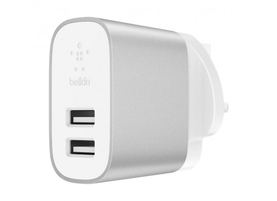 Belkin Boost Charge 2-Port Home Charger - F7U049MYSLV 1