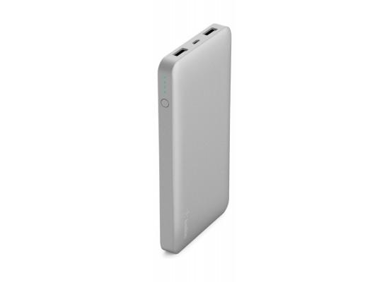 Belkin Pocket Power 10000 mAh Power Bank - Silver