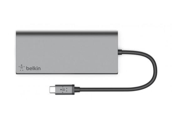 Belkin USB-C 5-in-1 Multimedia Hub 3