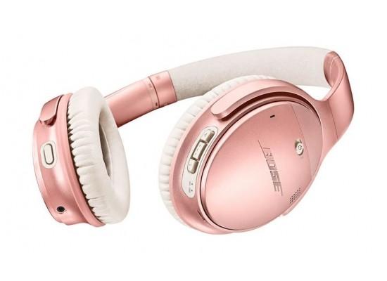 Bose QuietComfort 35 Wireless Headphones II - Rose Gold 2