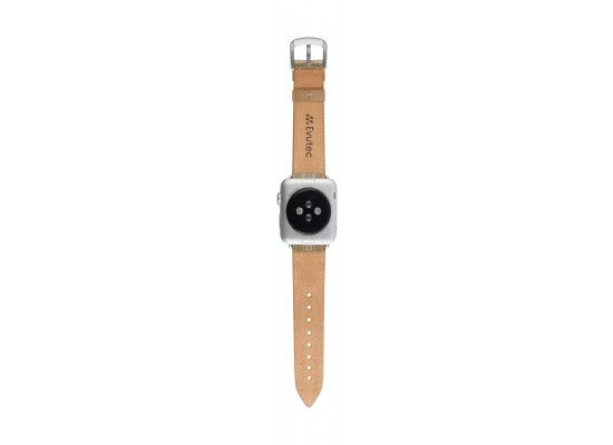 Evutec Northill Watch Band for Apple Watch 38mm - Tweed Tan