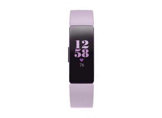 Fitbit Inspire HR Fitness Tracker - Lilac 4