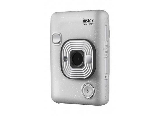 Fujifilm Instax Mini LiPlay Camera - Stone White 4