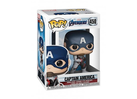 Funko Pop Games: Avengers End Game Captain America 2