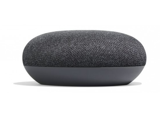 Google Home Mini Personal Assistant - Charcoal 4
