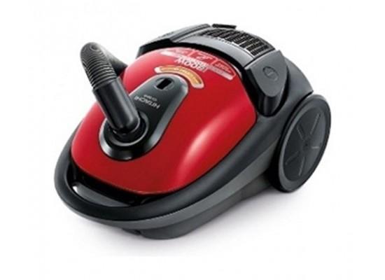 Hitachi Vacuum Cleaner 1800W (CV-BA18V) - Red/Black