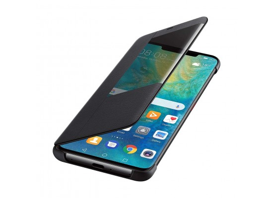 buy online 37aad 72d27 Huawei Smart View Flip Case for Huawei Mate 20 Pro - Black