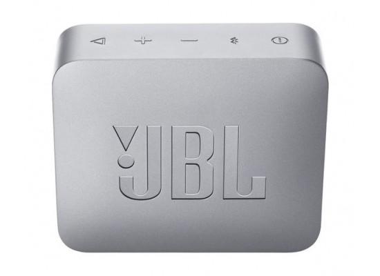 JBL GO 2 Portable Bluetooth Speaker - Grey 4