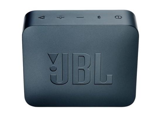 JBL GO 2 Portable Bluetooth Speaker - Navy 4
